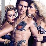 """Phim mới - Tom Cruise mình trần """"kẹt"""" giữa 2 mỹ nữ"""