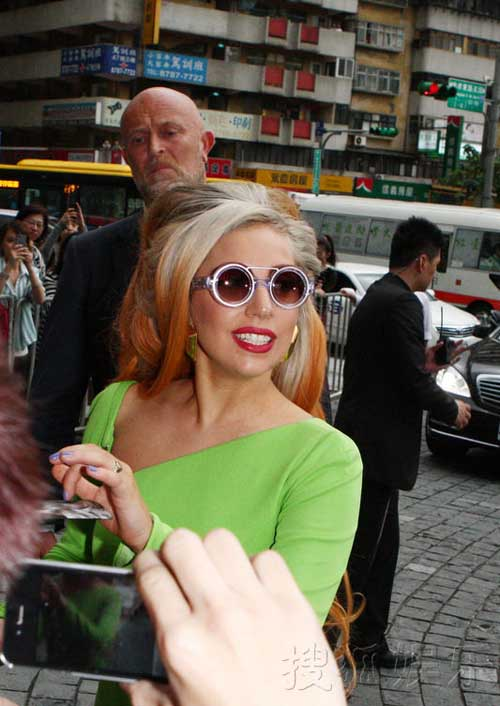 """Lady Gaga và """"yêu sách"""" thú vị - 11"""