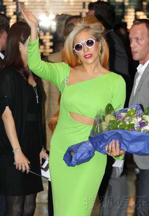 """Lady Gaga và """"yêu sách"""" thú vị - 3"""