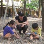 """Tin tức trong ngày - Chùm ảnh học sinh thực nghiệm """"học như chơi"""""""