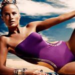Thời trang - Khoe lợi thế, giấu nhược điểm nhờ bikini