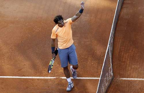 Nadal, Djokovic thng tin; Murray gy tht vong, Tennis, Th thao, rome masters, rome masters 2012, nadal, djokovic, federer, murray, lich thi dau rome masters, ket qua rome masters, lich thi dau tennis, tennis, the thao, tin the thao, bao the thao
