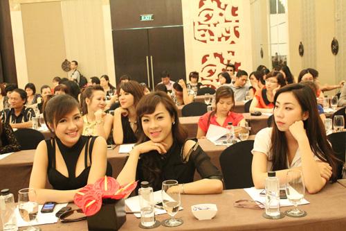 Những gương mặt nổi bật Hoa khôi Thể thao 2012 - 1