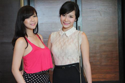 Những gương mặt nổi bật Hoa khôi Thể thao 2012 - 6