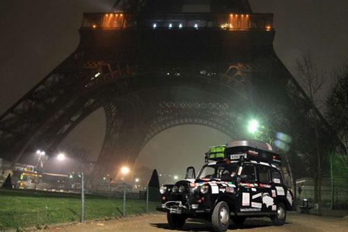Kỷ lục đi taxi vòng quanh thế giới - 8