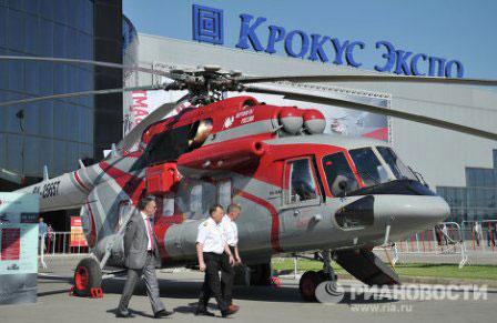 Những trực thăng mới nhất tại HeliRussia 2012 - 4