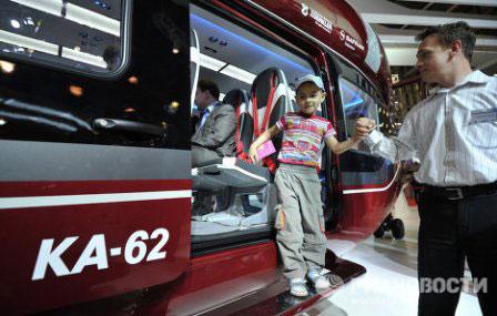 Những trực thăng mới nhất tại HeliRussia 2012 - 6