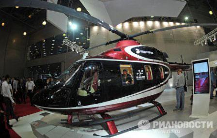 Những trực thăng mới nhất tại HeliRussia 2012 - 7