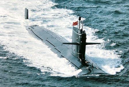 Điểm mặt tàu ngầm của các nước châu Á - 1