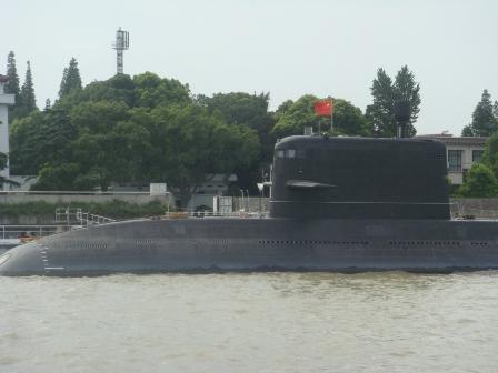 Điểm mặt tàu ngầm của các nước châu Á - 2