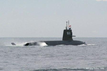 Điểm mặt tàu ngầm của các nước châu Á - 3