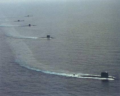 Điểm mặt tàu ngầm của các nước châu Á - 5