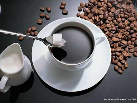 Sống lâu hơn nhờ uống cà phê - 1