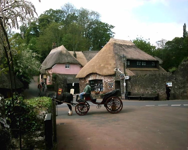 Cockington là ngôi làng rất xinh đẹp của Vương quốc Anh.