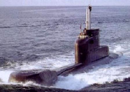Điểm mặt tàu ngầm của các nước châu Á (tiếp) - 1