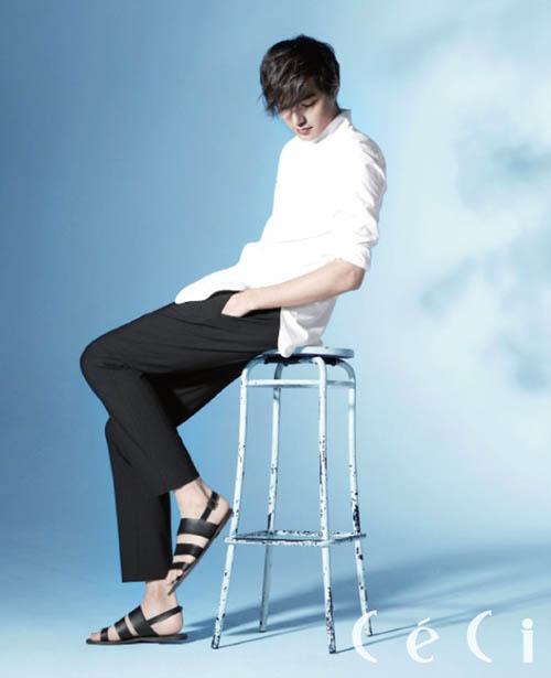 """Lee Min Ho được """"săn đón"""" tại Nhật Bản - 2"""