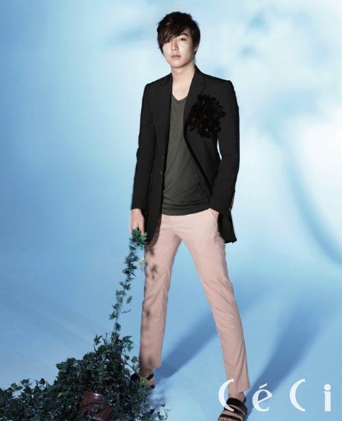 """Lee Min Ho được """"săn đón"""" tại Nhật Bản - 4"""