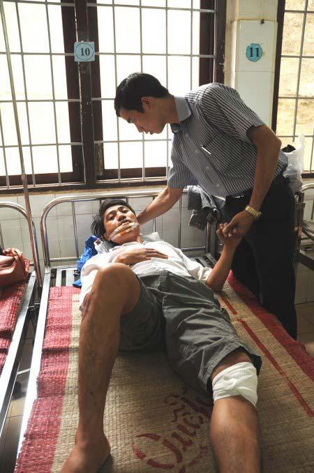 Tai nạn ở Sêrêpôk: Rất khó khởi tố vụ án - 1