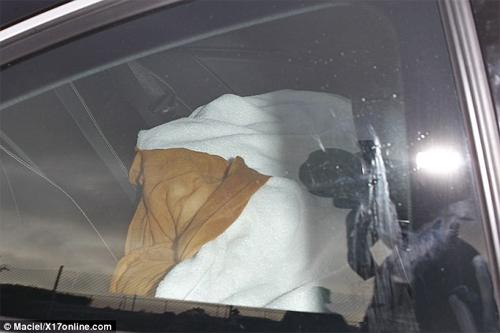 Paris Hilton lại bị cảnh sát sờ gáy - 3