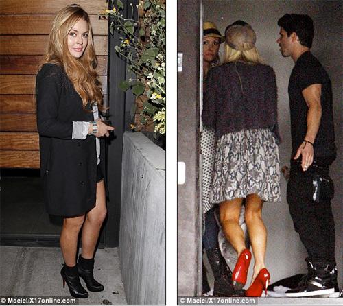 Paris Hilton lại bị cảnh sát sờ gáy - 5