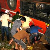 Những vụ tai nạn xe khách thảm khốc nhất
