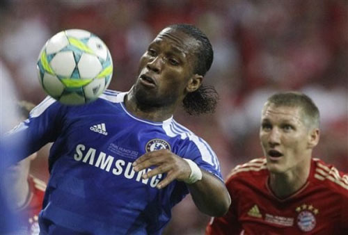 TRỰC TIẾPBayern – Chelsea: Vận may và định mệnh - 1