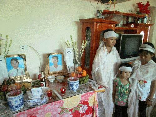 Tai nạn ở Sêrêpôk: Nỗi đau khôn nguôi - 1