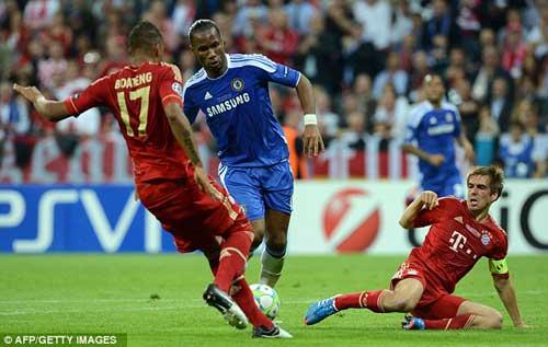 """Robben thanh minh, Drogba """"nổ"""" tưng bừng - 1"""