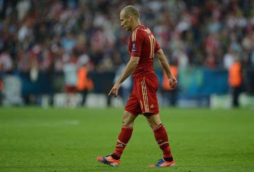 Robben: Trái tim pha lê - 1