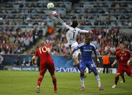 Chelsea giành C1: Những chiến binh quả cảm - 1