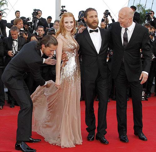 """""""Biểu tượng sex"""" hiện thân tại Cannes - 11"""