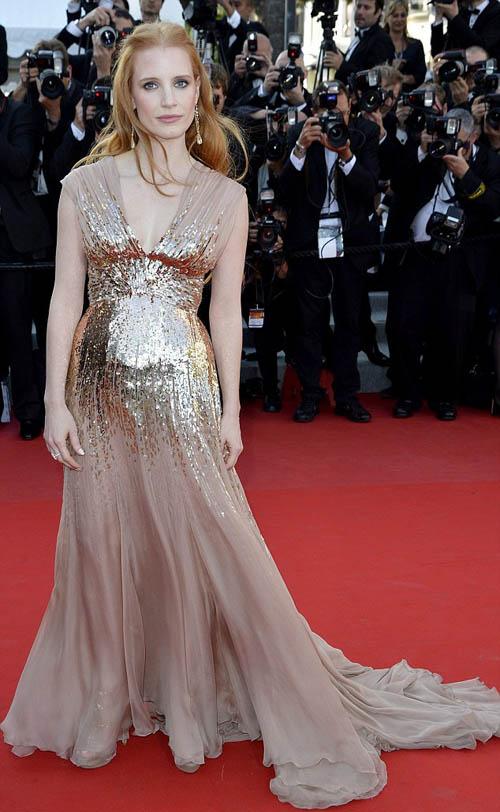 """""""Biểu tượng sex"""" hiện thân tại Cannes - 6"""