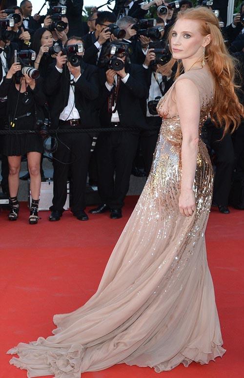 """""""Biểu tượng sex"""" hiện thân tại Cannes - 8"""