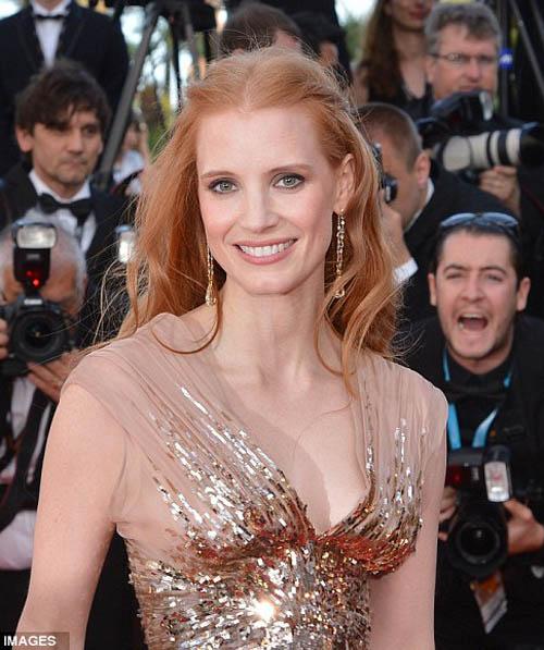 """""""Biểu tượng sex"""" hiện thân tại Cannes - 9"""