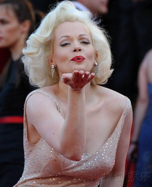 """""""Biểu tượng sex"""" hiện thân tại Cannes - 3"""