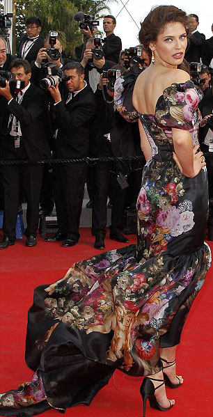 """""""Biểu tượng sex"""" hiện thân tại Cannes - 13"""