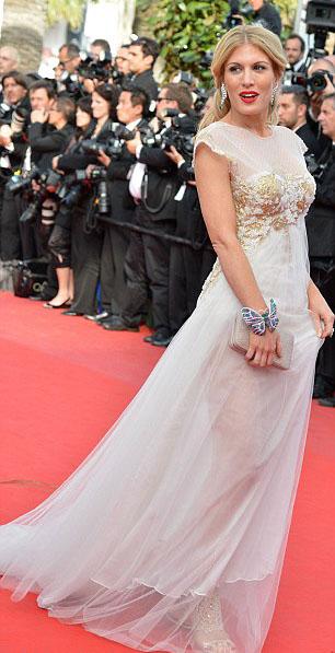 """""""Biểu tượng sex"""" hiện thân tại Cannes - 15"""