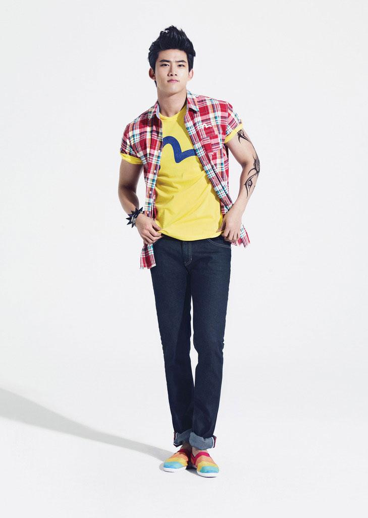 11 cách phối jeans sành điệu cho chàng - 1