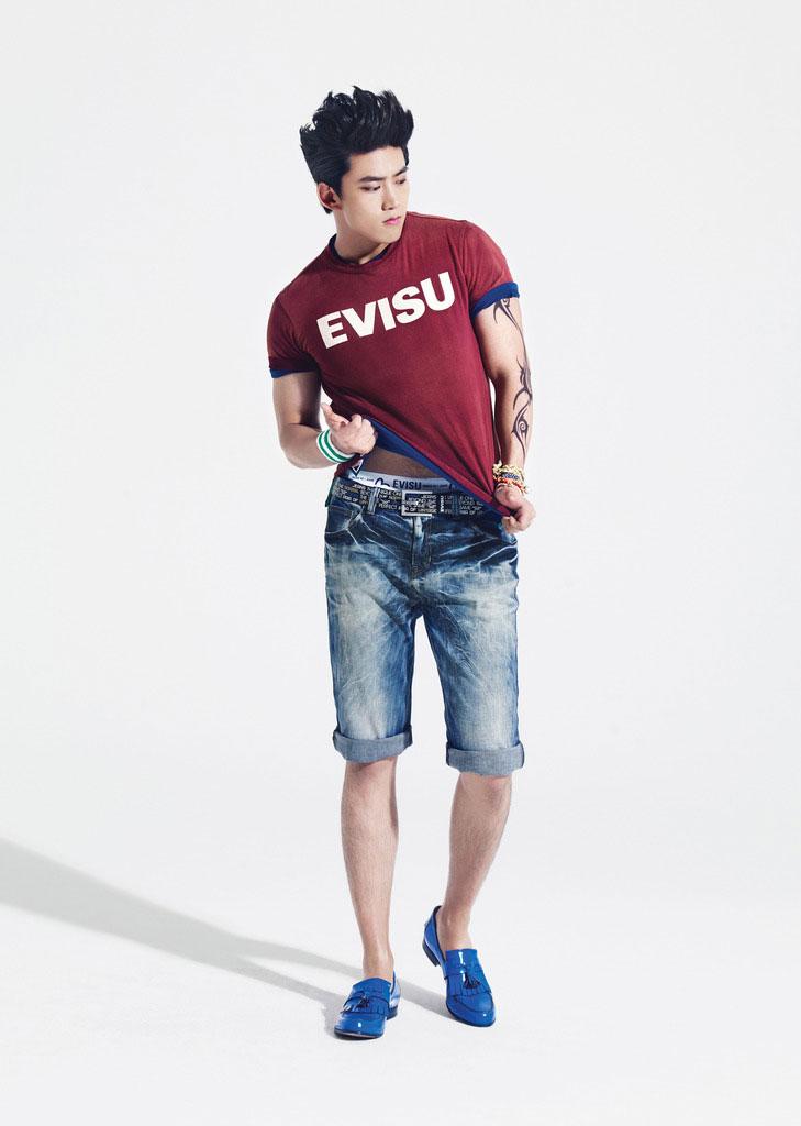 11 cách phối jeans sành điệu cho chàng - 6