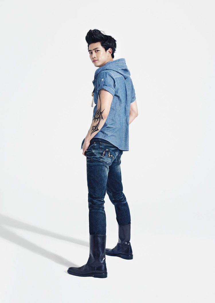 11 cách phối jeans sành điệu cho chàng - 9