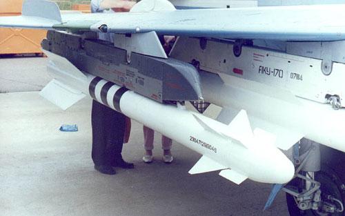 Điểm danh các loại vũ khí của Su-30MK2 - 2