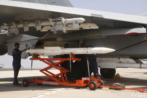 Điểm danh các loại vũ khí của Su-30MK2 - 4