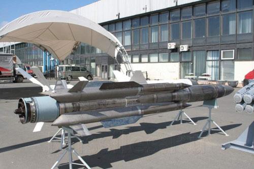 Điểm danh các loại vũ khí của Su-30MK2 - 7