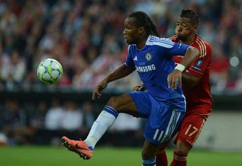 Đội hình tiêu biểu cúp C1 2011/12: Vinh danh Chelsea - 2