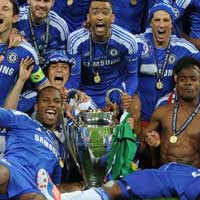 Đội hình tiêu biểu cúp C1 2011/12: Vinh danh Chelsea