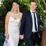 Tin tức trong ngày - Lộ ảnh cưới của ông chủ Facebook