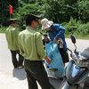 Quân đội, công an tiến vào rừng Phong Nha