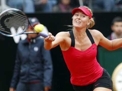 Sharapova - Li Na: Nght th (Video tennis, CK Rome Masters), Th thao, video sharapova - li na, sharapova vs lina, maria sharapova, chung ket rome masters, rome masters 2012, tennis, lich thi dau tennis, the thao, tin the thao, bao the thao