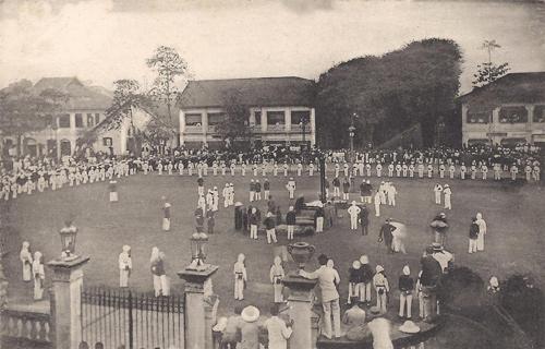 Roland Garros từng ở Sài Gòn - 2