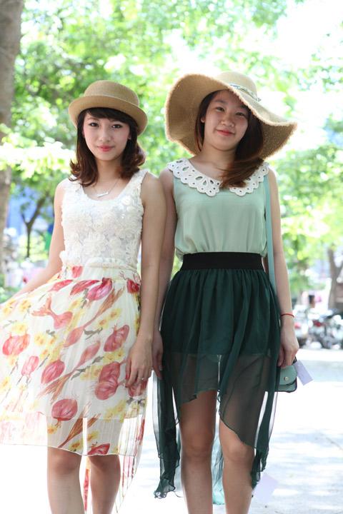 Váy mullet phủ sóng khắp phố Hà Nội - 5